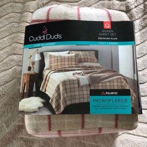 New queen sheets